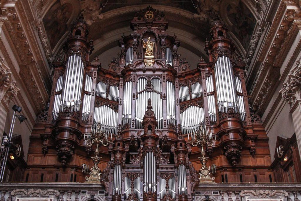 Incentive Alsace concert orgue